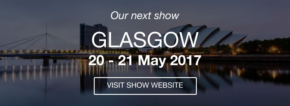 The Glasgow Homebuilding and Renovating Show, SECC, 20-21 May 2017