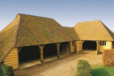 english heritage building barns style garage