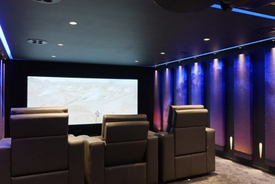 Quest End home cinema