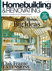 Homebuilding and Renovating magazine May 2017