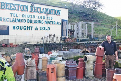 Beeston Reclamation yard