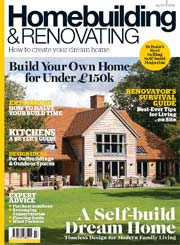 Homebuilding and Renovating magazine July 2017