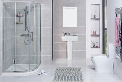 Bathroom Takeaway Bathroom suite shower