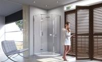 Bathroom Discount Store shower enclosure lady