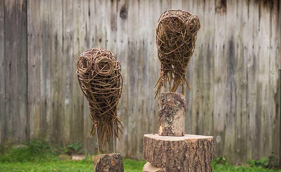 craft hobby willow weaving