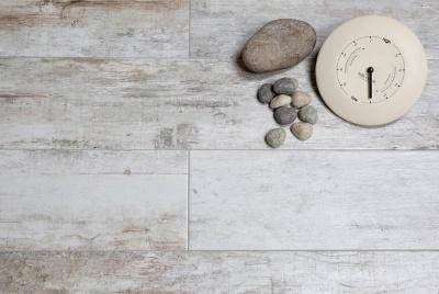 quorn stone Belsford Pebbleshore Wood Effect Porcelain