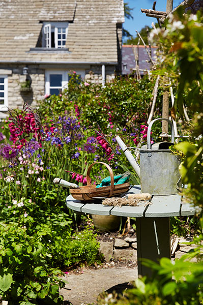 cottage garden watering can