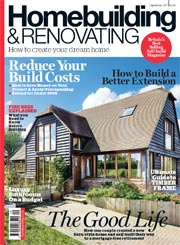 Homebuilding and Renovating magazine September 2017