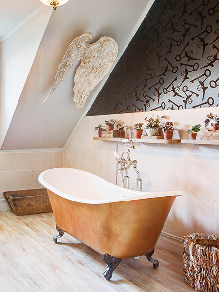 9 Beautiful Luxury Bathrooms Period Living