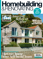 Homebuilding and Renovating magazine October 2017