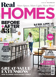 Real Homes magazine October 2017