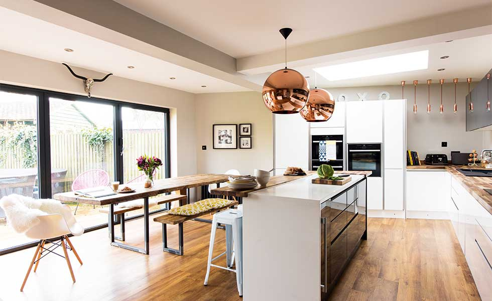 Internal Knock Through Between Kitchen And Dining Room: 7 Ways To Transform Your Home Without Extending