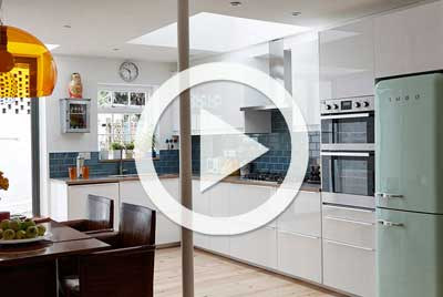 Video: How to bring natural light into a Victorian house
