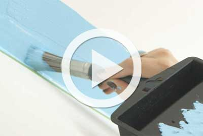 Video: How to cut in when painting