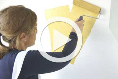 Video: How to paint a wall
