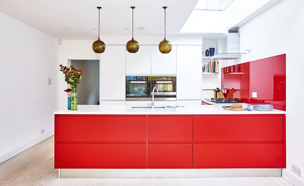 17 Creative Colourful Kitchen Ideas Real Homes