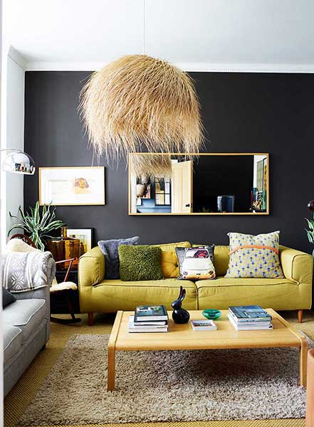 completed projects dark decorating ideas