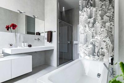 multipanel create range grey bathroom bath