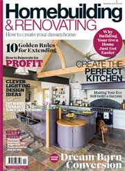 Homebuilding and Renovating magazine December 2016