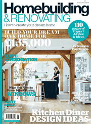 Homebuilding & Renovating magazine January 2017
