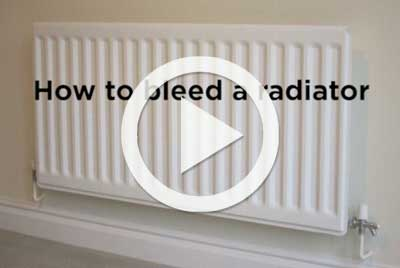 How to bleed a radiator video guide