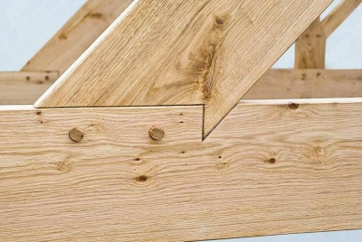 parkwood joinery close up