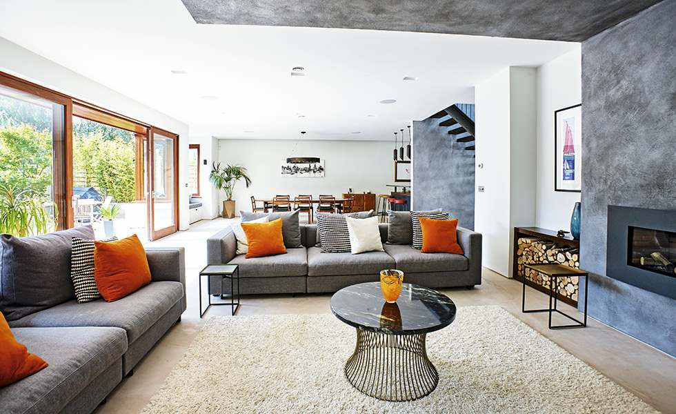 Dated Brighton Bungalow Gets Contemporary Conversion Real Homes