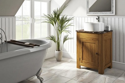 chester oak washstand 2