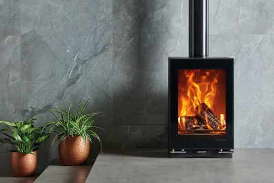 Stovax Vision Midi T woodburning stove from Stovax