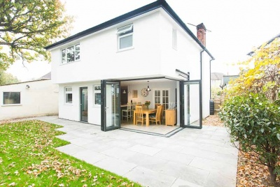architect your home Double storey rear extension