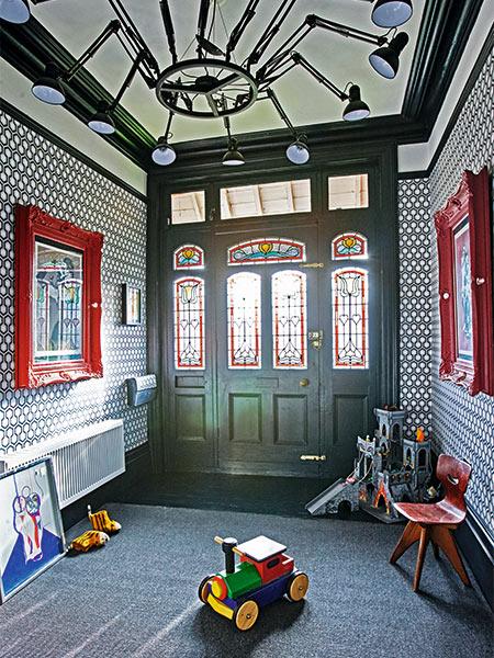 Eclectic_hallway