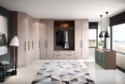 iq furniture wardrobes pink