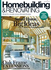 Homebuilding and Renovating magazine May 2017
