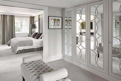 Luxury Bespoke Wardrobes, Dressing Rooms and Walk-In Wardrobes