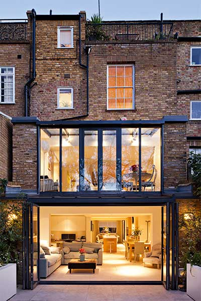 How To Add A Two Storey Extension Real Homes