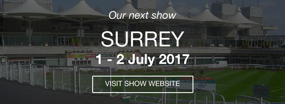 Homebuilding & Renovating Shows - Surrey 1-2 July 2017