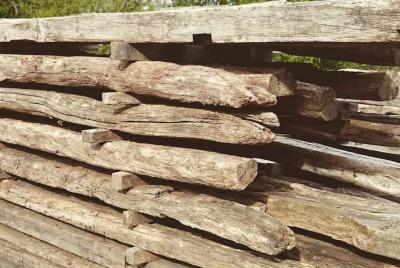 tradoak Reclaimed Oak Beams