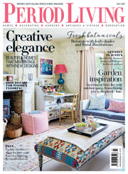 Period Living magazine July 2017
