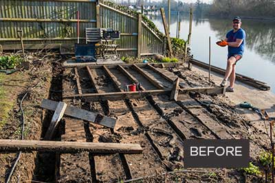 constructing_decking