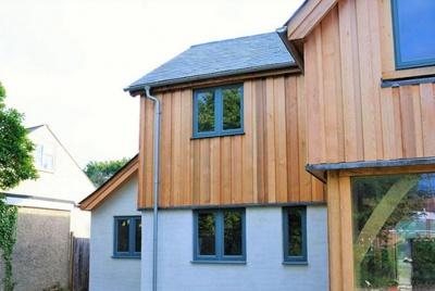 spahaus timber cladding exterior home