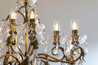LED hut light fixtures & fittings