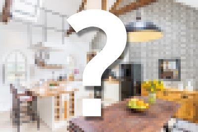 Guess your dream kitchen quiz