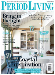 Period Living magazine September 2017