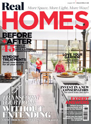 Real Homes magazine August 2017