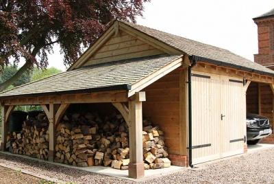 radnor oak wood store
