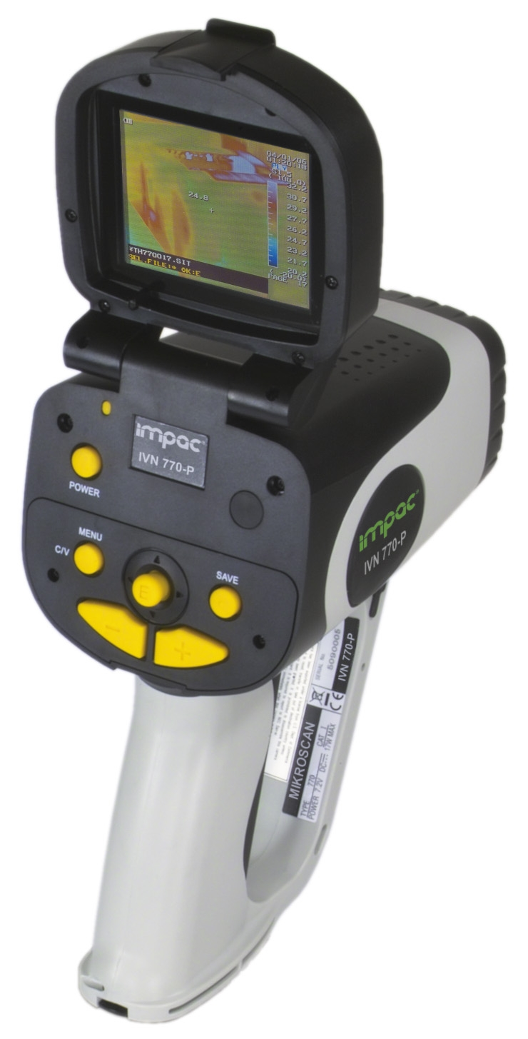 New Low Cost, High Resolution Thermal Imaging Camera   The ...