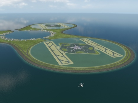 Boris Island Points To Watery Future For Building The