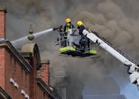 Rescue aid: High-speed networks could help firefighters
