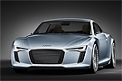 The Audi e-tron all-electric concept car is set to make its debut at NAIAS, Detroit
