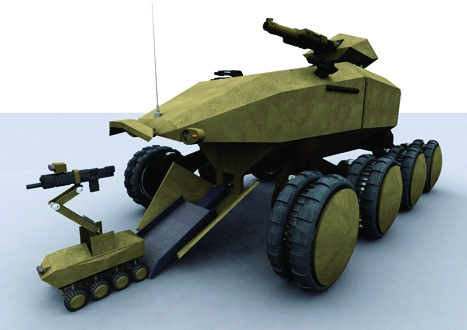 Future Military Tanks The future of m...